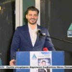 H Oμιλία του Νίκου Παπακωνσταντίνου – Προτάσεις για ανάπτυξη της περιοχής.